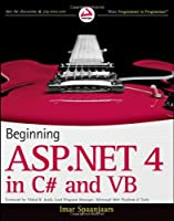 Beginning ASP.NET 4: in C# and VB Front Cover