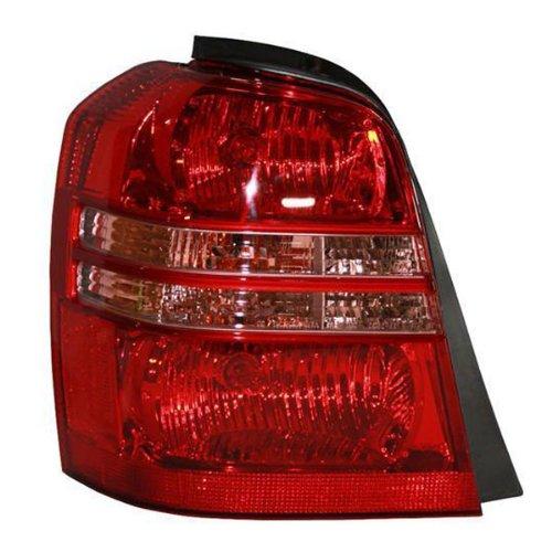 TOYOTA VAN HIGHLANDER TAIL LIGHT LEFT (DRIVER SIDE) 2001-2003