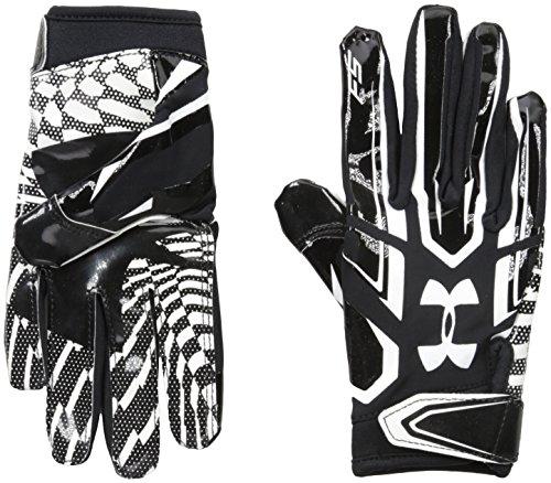 Under Armour Boys' Youth F5 Football Gloves ()
