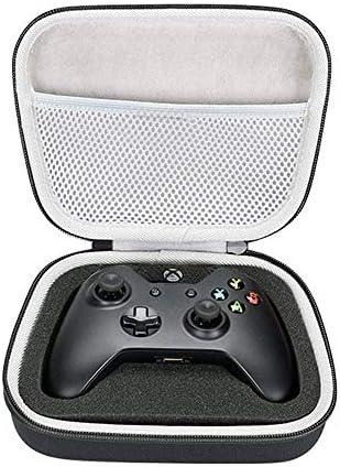 KEHUITONG キャリングケース新しいハードボックスのNintendスイッチゲームパッドハンドル収納袋のためにXBOX ONE/XBOX ONEスリム&任天堂スイッチコントローラ
