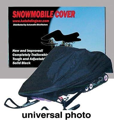 Katahdin Universal Snowmobile Cover LG Black