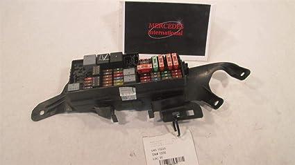 amazon com 2007 mercedes benz gl450 fuse relay box unit Mercedes S550