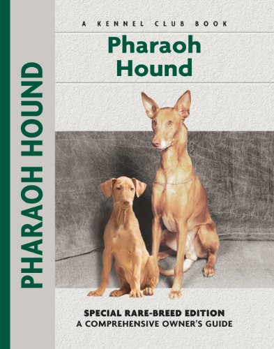 Pharaoh Hound (Comprehensive Owner's Guide)
