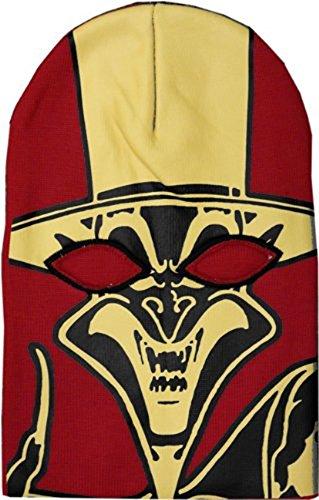 [Ring Master ICP Costume Ski Mask #4] (Icp Clown Costume)