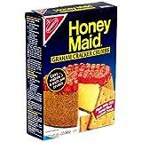 Nabisco Honey Maid Graham Cracker Crumbs, 13.5 oz (Pack of 6)
