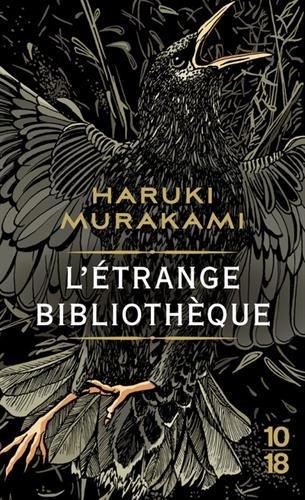 L'étrange bibliothèque (French Edition)