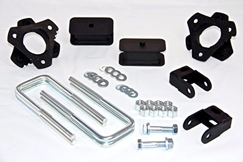 "Truxxx 707075 - Titan XD 3.25""Lift Kit ~ 3.25"" front & 2.0"" rear ~ fits 2017-2019 Titan XD - 2wd and 4x4 (4wd) ~ all models including Pro-4X ~ 5.6 & Cummins Diesel"