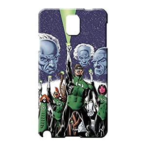 samsung note 3 Dirtshock Design style phone cover skin green lantern corps