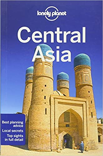 ,,ZIP,, Lonely Planet Central Asia (Travel Guide). numero forma mismo research Ingrid