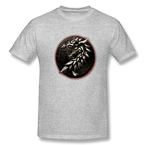TEE-adult The Elder Scrolls Game Tshirt Shirt.