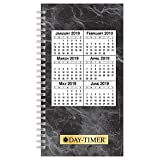 Day-Timer Refill 2019, Two Page per Week, January 2019 - Decemer 2019, 3-1/2'' x 6-1/2'', Wirebound, Pocket Size (87030)