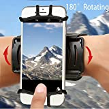 Wristband 180 ° Rotation Universal 4' to 5.5'...