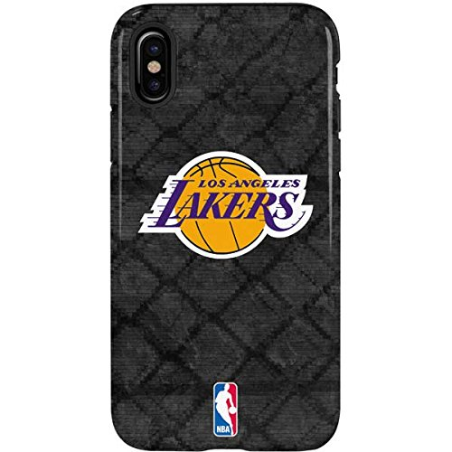 sneakers for cheap 31f93 b1071 Amazon.com: Los Angeles Lakers iPhone X Case - Los Angeles Lakers ...