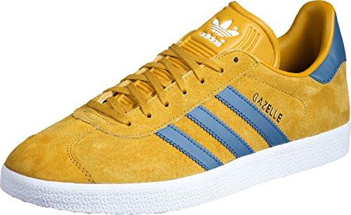 Sneakers Casual Adidas Unisex Gazelle Gialla