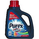 Purex Plus Clorox2 Stain Fighting Enzymes Detergent, Original Fresh, 65 Ounce