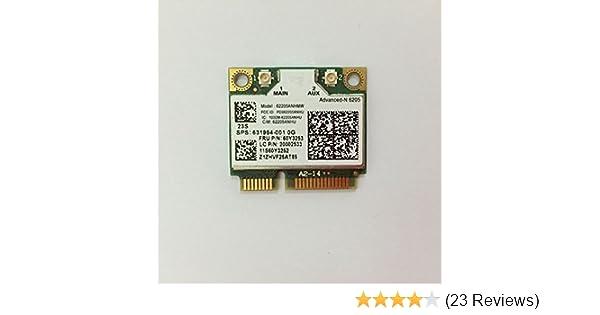 631954-001 HP Multi Unit Network Card WLAN 802.11a//b//g//n PCIe