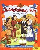 Thanksgiving Fun Activity Book