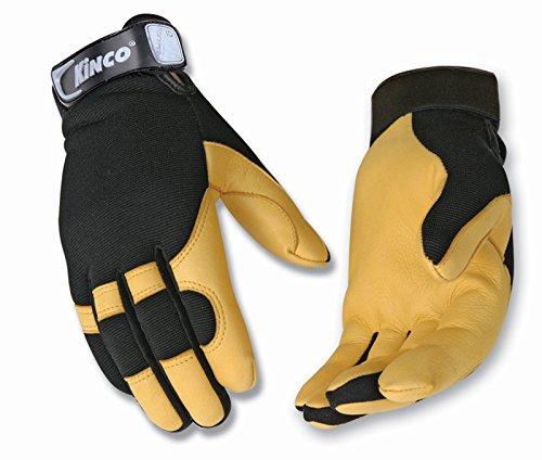 Unlined Grain Deerskin Glove - 8