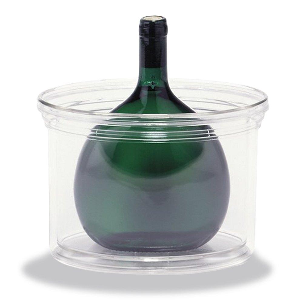 Leopold Vienna Acrylic Bottle Cooler for Bocksbeutel Bottles 220 x 140 x 150 mm