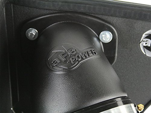 aFe Power Magnum FORCE 54-20442 BMW 3-Series (E46) Performance Intake System (Oiled, 5-Layer Filter)