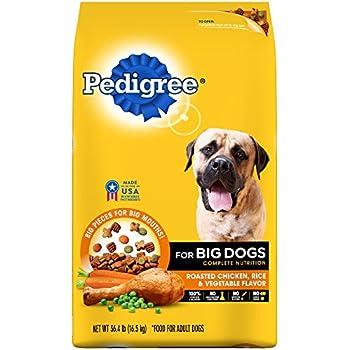 pedigree big dogs adult complete nutrition roasted chicken rice vegetable dry dog. Black Bedroom Furniture Sets. Home Design Ideas
