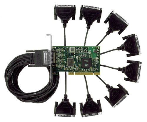 - 8port Db9m Dte Fan-Out Cable for Acceleport Xp
