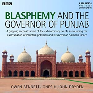 Blasphemy and the Governor of Punjab Audiobook