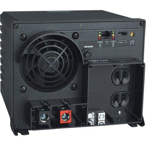 Tripp Lite PowerVerter Plus PV1250FC Inverter - 12V DC - 120V AC - Continuous Power:1250W - PV1250FC