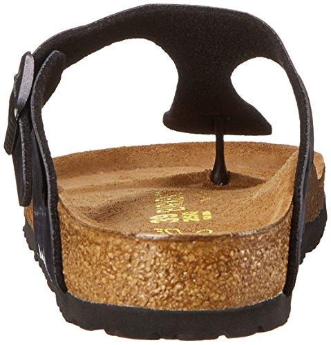 Birkenstock Women's GIzeh Thong Sandal, Black Patent, 38 M EU/7-7.5 B(M) US by Birkenstock (Image #9)