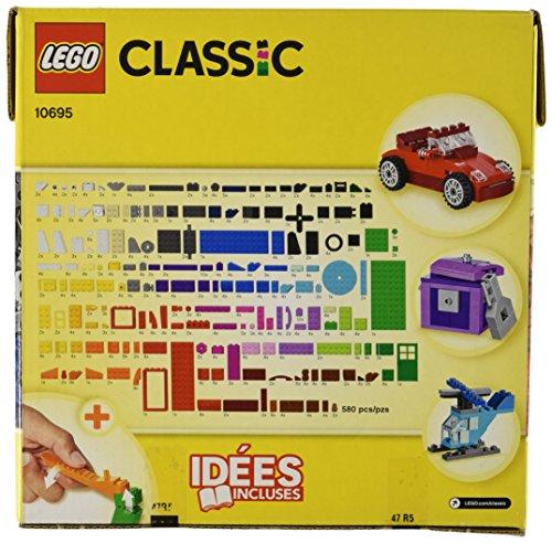 lego classic 10695 instructions