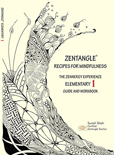 Amazonin Buy Zentangle Recipes For Mindfulness Guide Workbooks