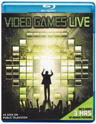 Video Games Live [Blu-ray]