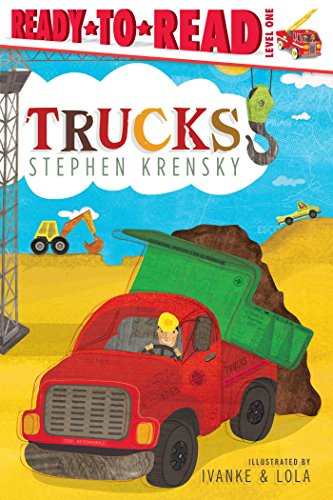 Trucks (Ready-to-Reads)