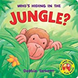 Who's Hiding in the Jungle (Hide-&-Seek Fun Book)