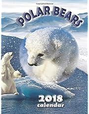 Polar Bears 2018 Calendar