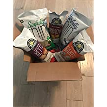 Rocky Mountain Kettle Naked Sriracha Popcorn Sinfully Thin Blue Corn Herb & Spice Sample Pack