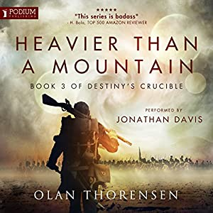 Heavier Than a Mountain Audiobook