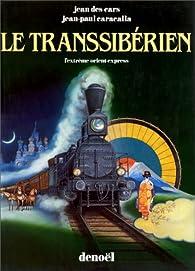 Le Transsibérien par Jean Des Cars