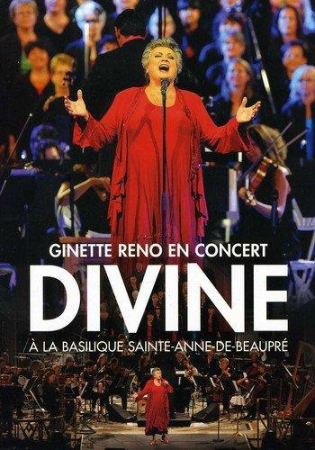 DVD : Ginette Reno - Divine: Ginette Reno En Concert (Canada - Import)
