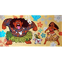 "Disney 29"" x 59"" Moana Beach Towel"