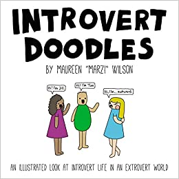 In the Introvert Book of Doodles