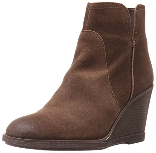 Kenneth Cole Réaction Womens Dot-tation Cheville Bootie Cacao