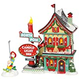 Department 56 North Pole Village Series Welcoming