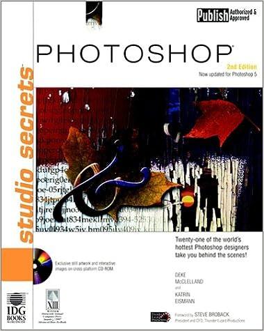 Photoshop 5 Studio Secrets