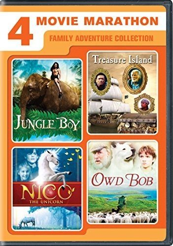 DVD : 4-movie Marathon: Family Adventure Collection (Snap Case)