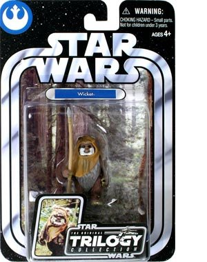Star Wars Original Trilogy Collection OTC Wicket #17