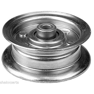 11634 Rotary Idler Pulley Compatible With Craftsman 193197, Husqvarna 532177968 supplier_id_shakyparts it#16200973472776 : Garden & Outdoor
