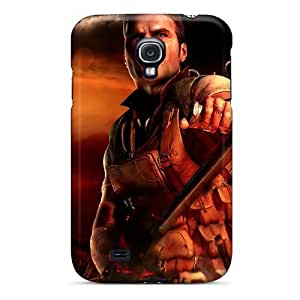 Hard Plastic Galaxy S4 Cases Back Covers,hot Duke Nukem 3d Cases At Perfect Customized