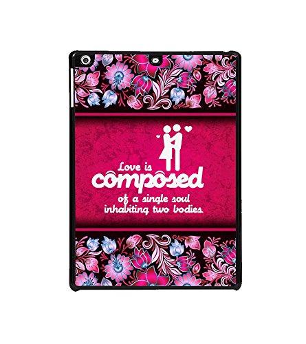 fuson love quote designer back case cover for apple in