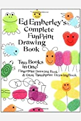 Ed Emberley's Complete Funprint Drawing Book Paperback